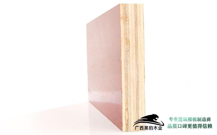 广西南宁黑色覆膜板高档建筑西甲赞助商ballbet贝博