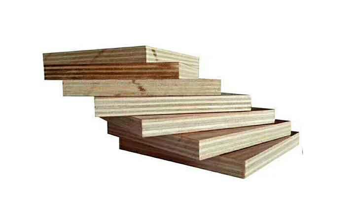 高端木模板