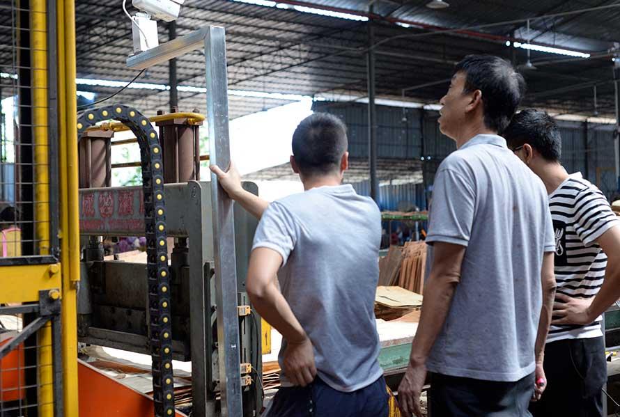 建筑模板厂新员工培训