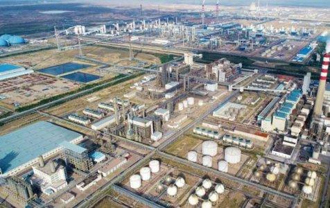 合作中石化神华宁煤煤制油工程项目